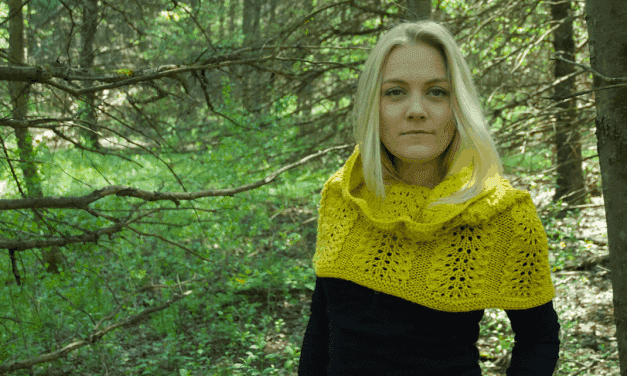 Want to Knit an Elegant and Warm Cowl?
