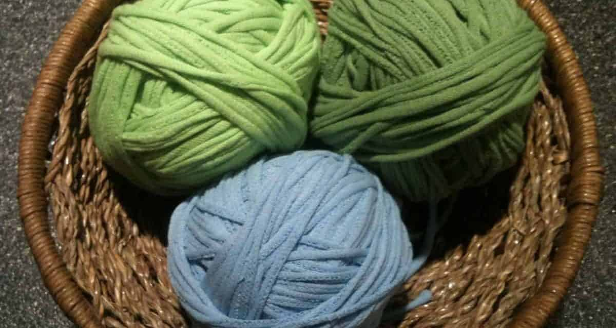 T-shirt Yarn Tutorial: Introduction